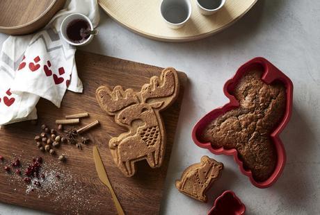 Noël : Un gâteau rapide orange et noix de coco