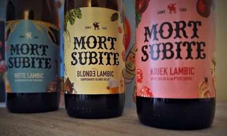 Bière Mort Subite la véritable Lambic