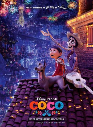 J'ai vu Coco, le film d'animation