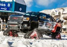GMC Sierra 2500HD All Mountain Concept 2018