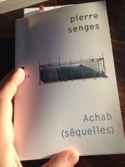 Achab (séquelles) de Pierre Senges