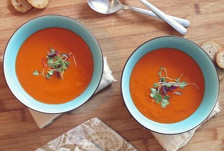 Cuisine d'hiver au Vitamix