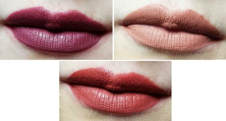 Liquid Matte Lipstick de Golden Rose  du mat à petit prix !
