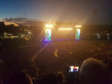Paul McCartney : la set-list de son concert à perth #PaulMcCartney #OneonOne #Australia #Perth