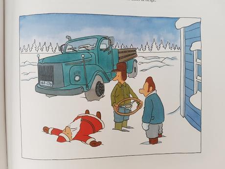 En attendant Noël #33 : Le Petit Sapin de Noël - Pas de Noël cette année ? - Qui est mon papa ? - Elvis et l'homme au manteau rouge