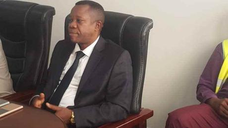 Dieudonné Mayaya nommé directeur de l'aéroport international de Kinshasa N'djili