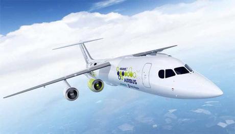Airbus, Rolls-Royce et Siemens s'associent pour un avenir électrique
