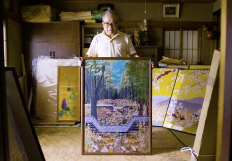 Ce retraité de 77 ans peint de magnifiques tableaux… sur Excel !