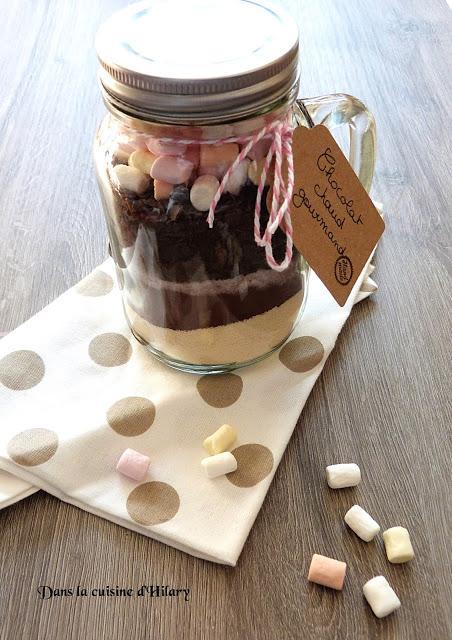 Chocolat chaud ultra gourmand à offrir - Dans la cuisine d'Hilary