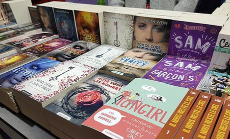 Salon du livre et de la presse jeunesse à Montreuil