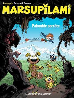 Marsupilami, tome 30 : Palombie secrète