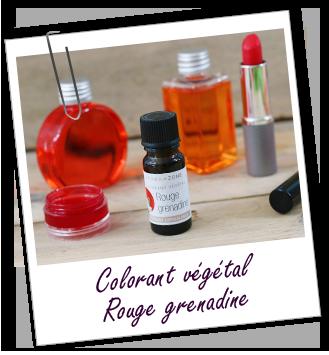 Colorant naturel Rouge grenadine Aroma-Zone