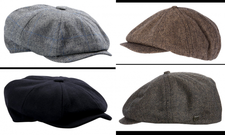 Casquette style Peaky Blinders