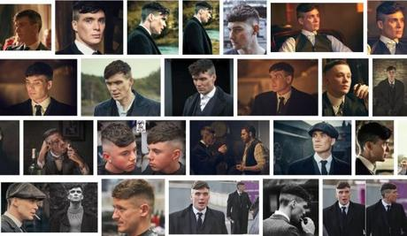 tommy peaky blinders haircut