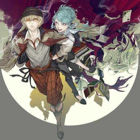 Une adaptation manga pour le light novel Bungo Stray Dogs Gaiden : Ayatsuji Yukito VS Kyôgoku Natsuhiko