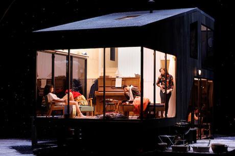 Les 3 soeurs odeon theatre avis critique 2