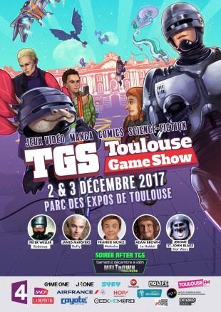 [Dossier] TGS 2017 : le report !