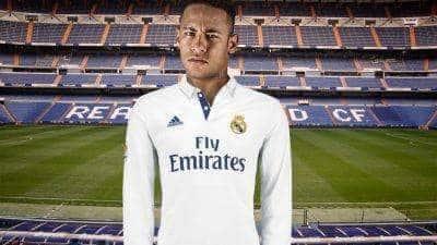 Neymar donne son accord pour rejoindre le Real Madrid à cette date !