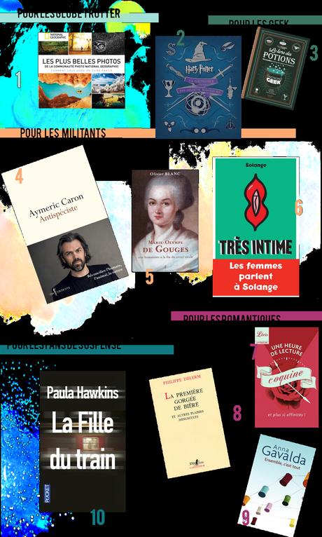 10 livres à offrir pour la Saint-Valentin
