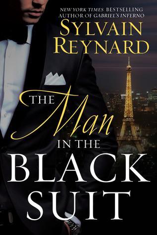 A vos agendas : Sylvain Reynard revient en décembre avec un nouveau roman , The man in the black suit