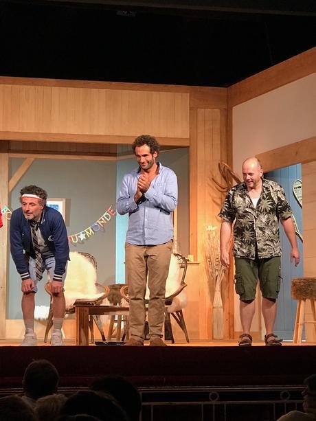 Bouquet Final - Comédie Caumartin - Théâtre Paris + Concours