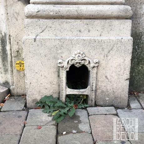 Tous les gratte-pieds de la rue Jeanne d'Arc