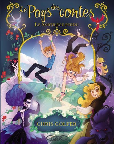Le pays des contes de Chris Colfer