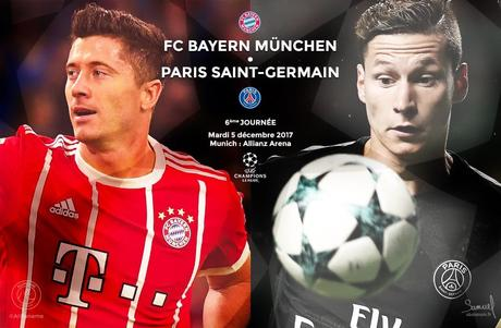 FLASH : voici le groupe du PSG pour le choc face au Bayern Munich !