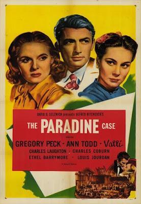 The Paradine Case - Le Procès Paradine, Alfred Hitchcock (1947)