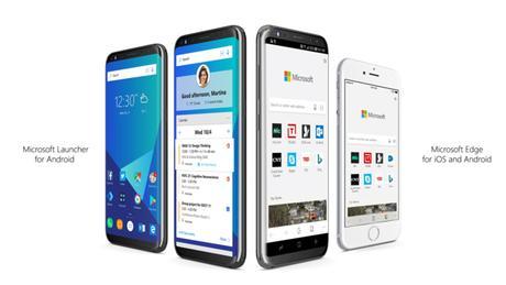 Microsoft Edge est sur iPhone et iPad