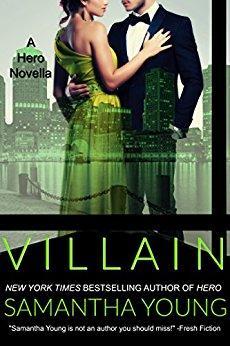 Release Blitz : C'est le jour J pour Villain de Samantha Young