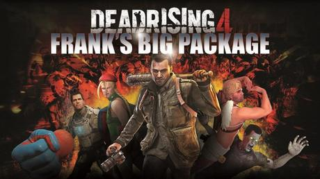 Dead Rising 4: Frank's Big Package arrive sur PS4  !