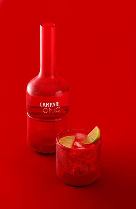 Coffret Collector CAMPARI design by 5.5