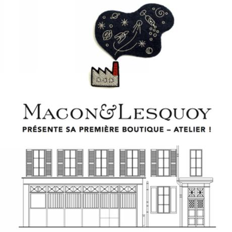 Macon&Lesquoy ouvre sa première boutique !