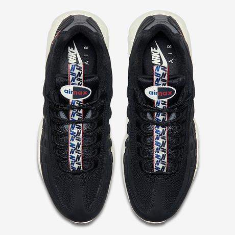 La Nike Air Max 95 s'offre 3 coloris patriotiques