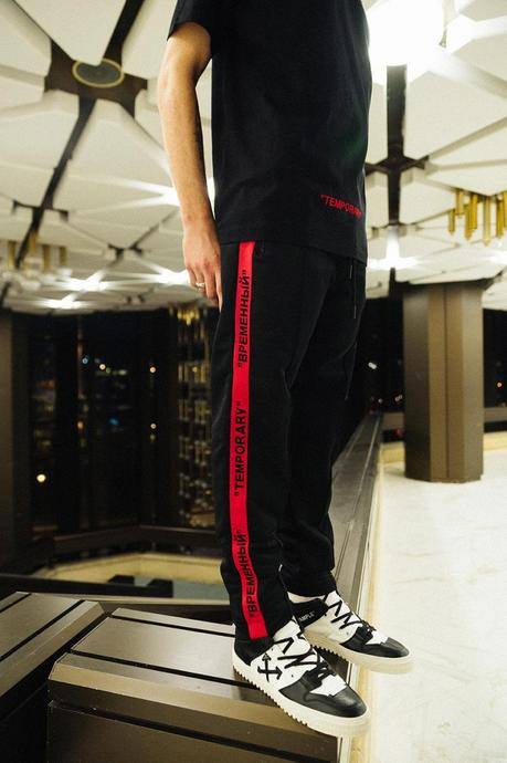 Off White x KM20 Capsule Collection