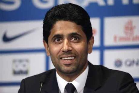 Nasser Al-Khelaïfi président du PSG