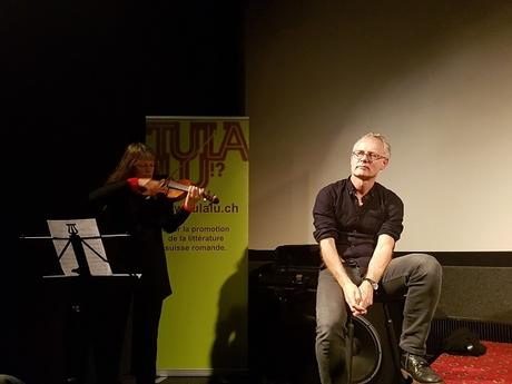 Patricia Bosshard et Michel Layaz