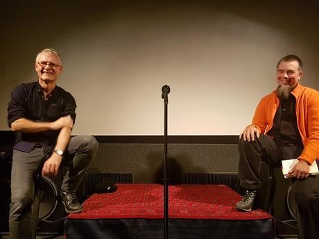 Michel Layaz et Pierre Fankhauser