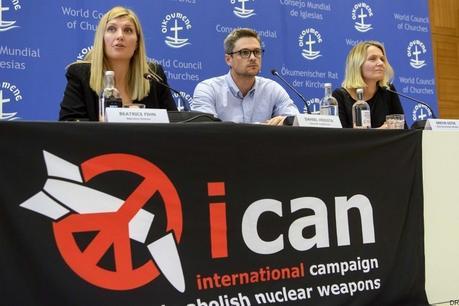 ICAN, un Nobel qui prône un monde dénucléarisé