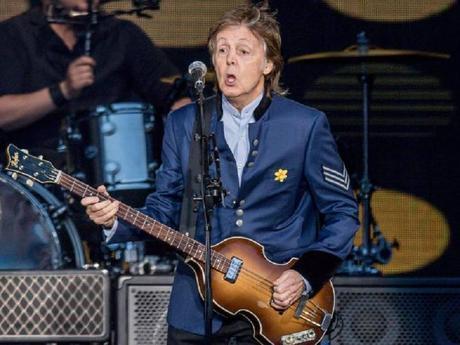 Paul McCartney : la set-list de son concert à Melbourne #PaulMcCartney #OneonOne #melbourne #Australia