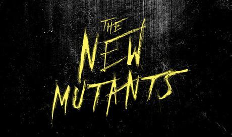 Affiche teaser US pour Les Nouveaux Mutants de Josh Boone