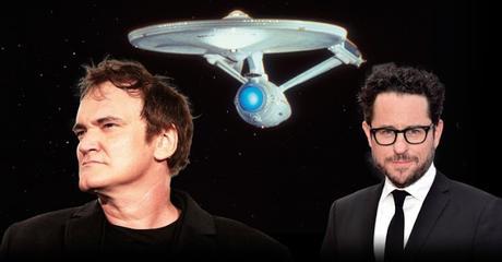 Star Trek : Quentin Tarantino et J.J. Abrams à la tête de Star Trek 4 ?