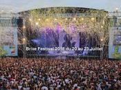 Brive Festival 2018 Vianney, Orelsan, Francis Cabrel, Amir Shaka Ponk annoncés