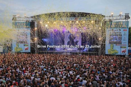 Brive Festival 2018 - Vianney, Orelsan, Francis Cabrel, Amir et Shaka Ponk annoncés