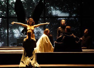 Tannhäuser à Wiesbaden dans une nouvelle mise en scène d'Uwe Eric Laufenberg