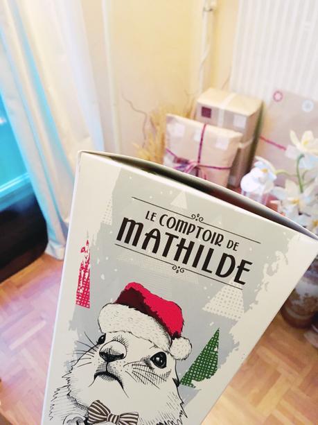 Le Calendrier de l'Avent et la Surprise Cone Le Comptoir de Mathilde