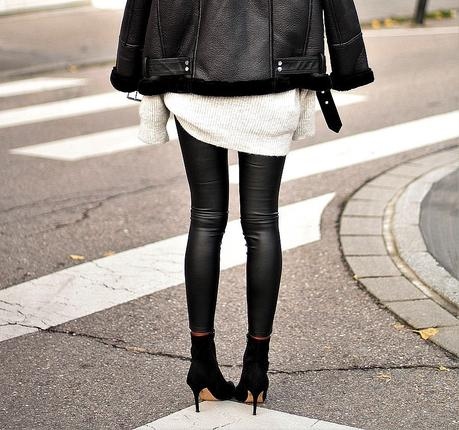 tregging-cuir-bottines-talons-look-rock