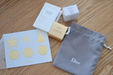 J'ai testé pour vous : l'e-shop Dior et ses coffrets cadeaux de Noël