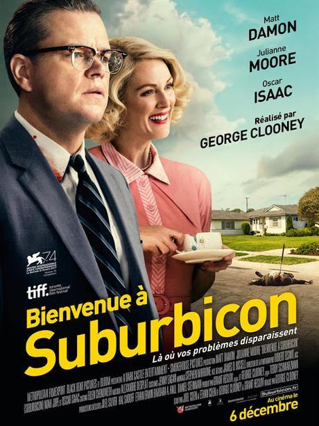 [CRITIQUE] : Bienvenue à Suburbicon